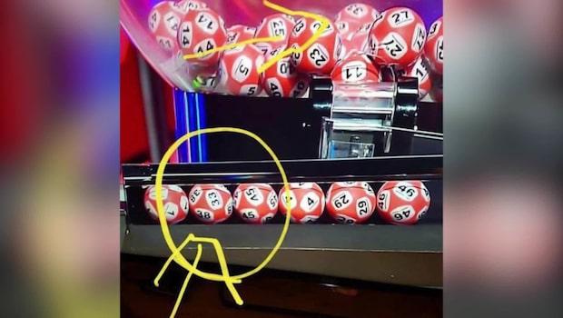 Misstänkt Lottofusk fick folk att rasa