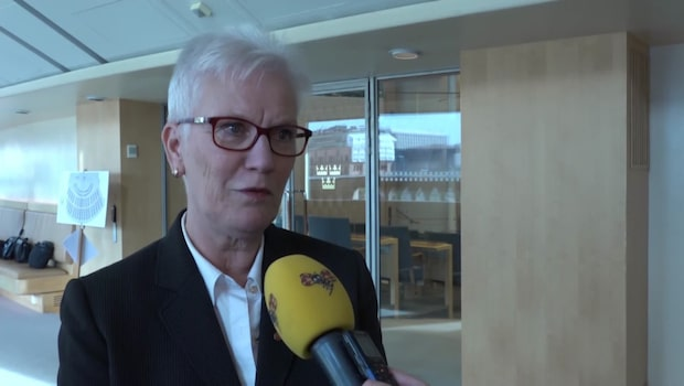 """Åsa Lindestam (S) blir talsmanskandidat: """"Väldigt stolt"""""""