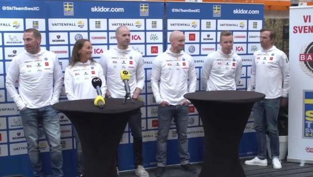 Överraskningen: Johan Olsson tränare för skidlandslaget