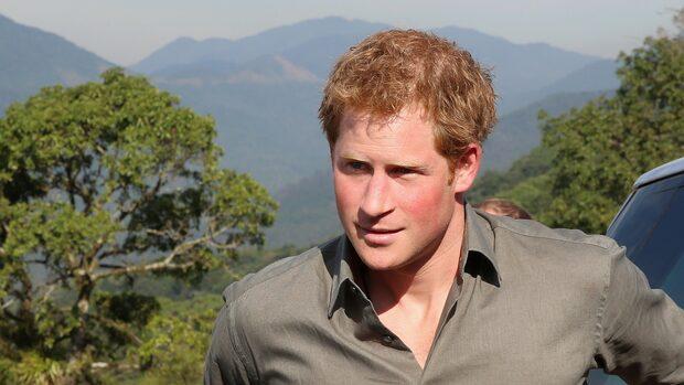 Prins Harrys svåra tid efter Dianas död