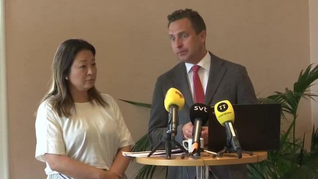 """Tomas Tobé (M): """"Så här kan vi inte ha det i Sverige 2018"""""""