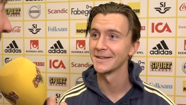 """Olsson: """"Tar vi tre poäng är vi i EM"""""""