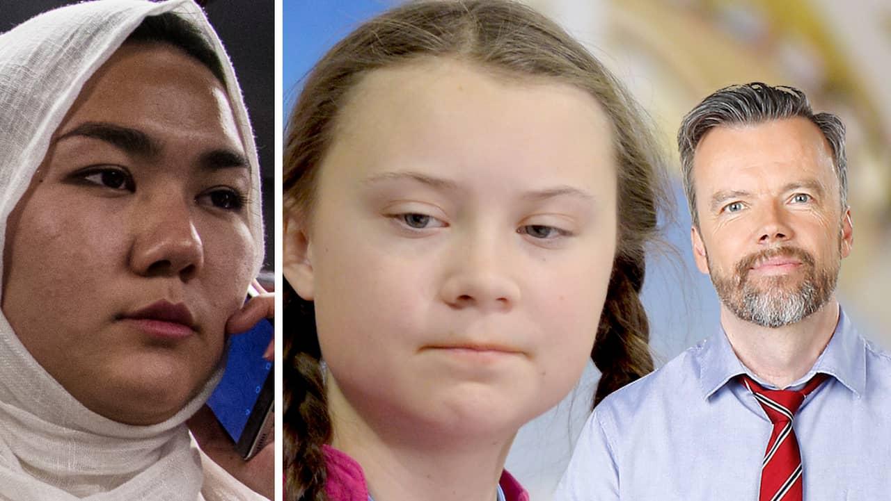 LARS LINDSTRÖM: Vad ska vi med tonåringar till om de inte får förändra världen?
