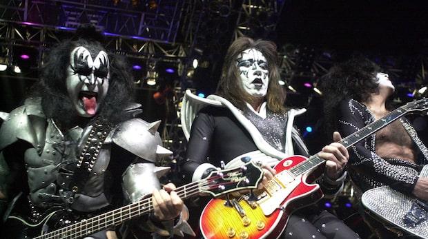 Rockbandet Kiss lägger ner