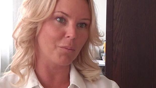 Magdalena Graaf tvingas till viktnedgång