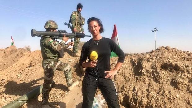 Magda Gad rapporterar från Kirkuk