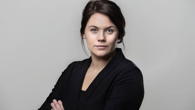 Julia Mjörnstedt Karlsten. Foto: ROBIN ARON / ROBIN ARON GT-EXPRESSEN