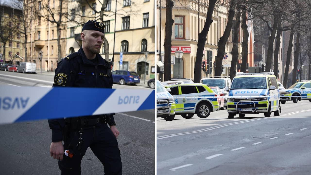 36-årig man åtalas för mord på Birger Jarlsgatan