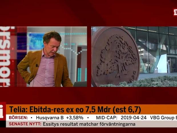 Swedbank klart bättre än väntat trots turbulensen