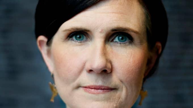 Märta Stenevi (MP), kommunalråd i Malmö. Foto: JENNIE LARSSON