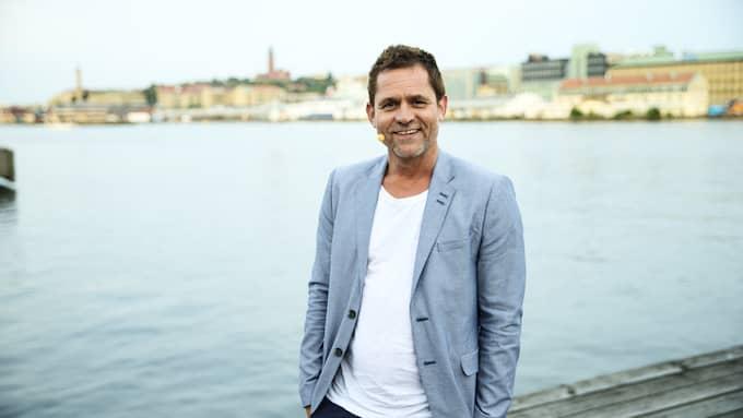 Rickard Olsson åker på kärlekssemester tillsammans med Therese Broberg. Foto: ANDERS YLANDER / ANDERS YLANDER GT/EXPRESSEN