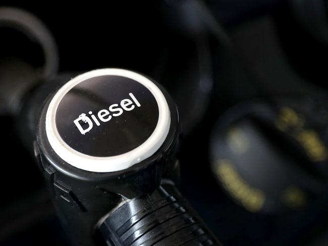 Dieseln – ett omstritt drivmedel.