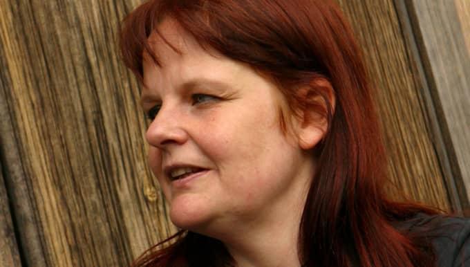 Maria Küchen, författare och kritiker. Foto: Roger Larsson