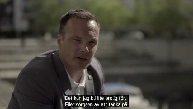 """Alpinchefen om Holmlund: """"Det kan jag bli orolig för"""""""