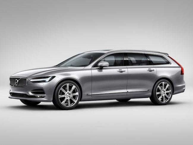 Volvo V90 ersätter Sveriges i särklass mest sålda bil Volvo V70.