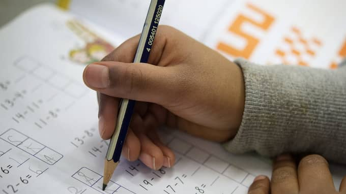 Pengarna kallas ett nytt statligt stöd för stärkt likvärdighet och kunskapsutveckling. Foto: JESSICA GOW / TT NYHETSBYRÅN