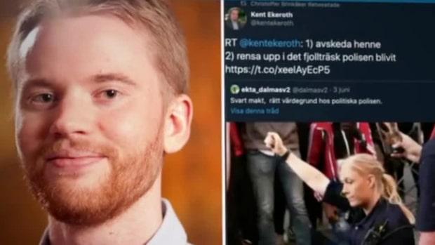 Här sprids högerextrema inlägg av politiker i Lund