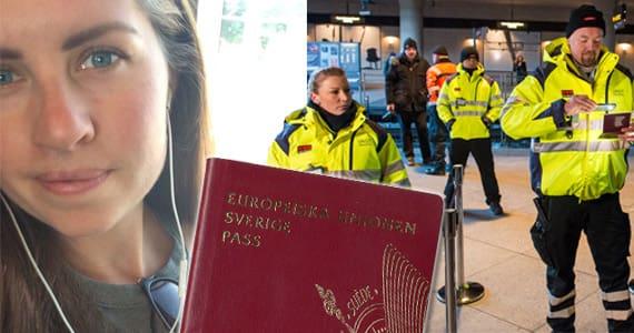ÅKA TILL DANMARK MED KÖRKORT