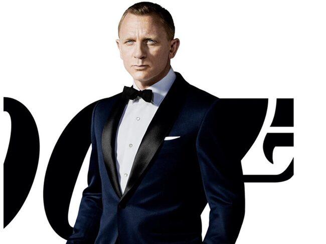 James Bond gillar fin champagne. Kolla artikeln för att se vilka sorter han dricker oftast.