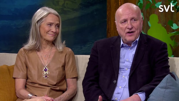Arne Hegerfors erbjöd hustrun att lämna honom