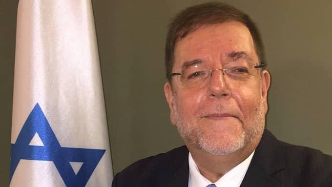 Ilan Ben-Dov är Israels ambassadör i Sverige.