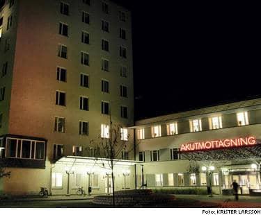 Här på Uppsala akademiska sjukhus behandlades kvinnan med läkemedlet reductil mot fetma. Kvinnan drabbades sedan av hjärtstillestånd i hemmet och var död när ambulans kom fram.