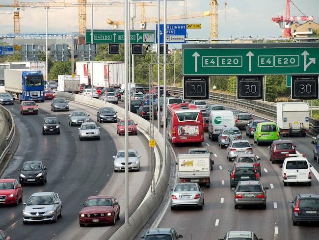 Stockholmstrafiken är med rätta ökänd för att generera en hel del köer.