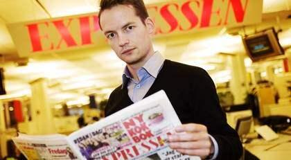 """INFILTRERADE NÄTVERKET. Expressens reporter David Baas avslöjade det svenska djursexnätverket. """"Få ämnen engagerar mig så mycket som djur som far illa"""", säger David Baas. Foto: LINDA FORSELL"""