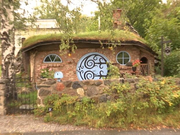 Fredriks Hobbit-hotell får besökarna att gråta