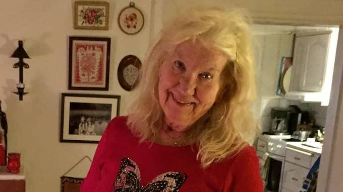 Birgitta Sahlbom Viuhko fick ett bluffmejl – men genomskådade det hela och gick till polisen. Foto: Privat