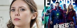 Marvel-stjärnans stora  ilska efter nya bilden