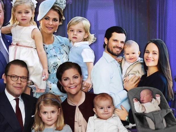 Kungafamiljen - Powerkvinnorna kring kronprinsessan