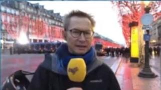 Kaos i Paris efter domonstrationer mot höjd bensinskatt