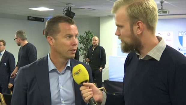 "Daniel Andersson om nya tränaren: ""Passar perfekt"""