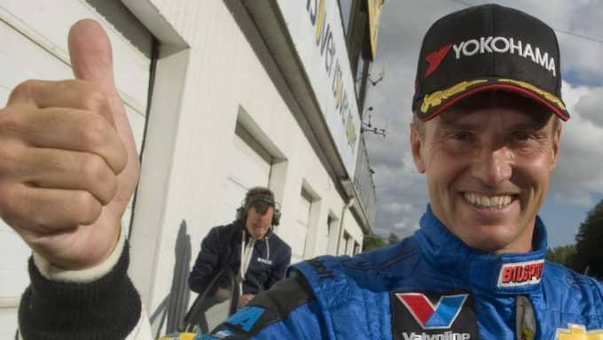"""""""Kommer att bli riktigt kul att följa"""", skriver racerföraren Rickard Rydell på Twitter. Foto: Arne Forsell"""