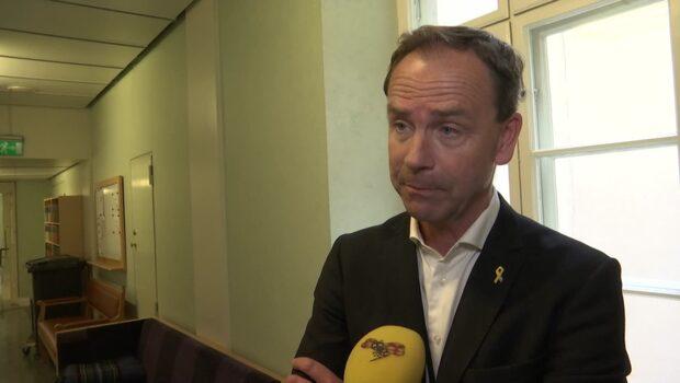 """Allan Widman efter att Hultqvist utfrågats: """"Vi måste gå igenom lagstiftningen"""""""