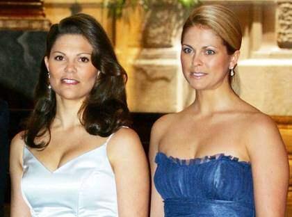 """BRÅKADE OM BRÖLLOPET. Victoria och Madeleine rök ihop nyligen och det på grund av Victorias bröllop. """"Det var oerhört laddat"""", säger en källa. """"Det är långt ifrån första gången de är i konflikt med varandra."""" Foto: STELLA PICTURES"""