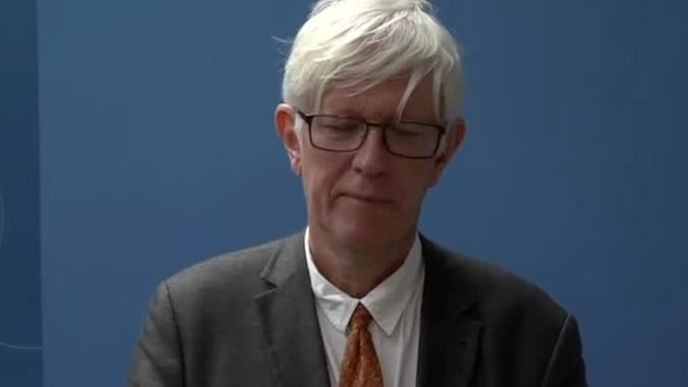 """Generaldirektören Johan Carlson: """"Det är alltid svårt att veta hur och saker och ting uppfattas"""""""