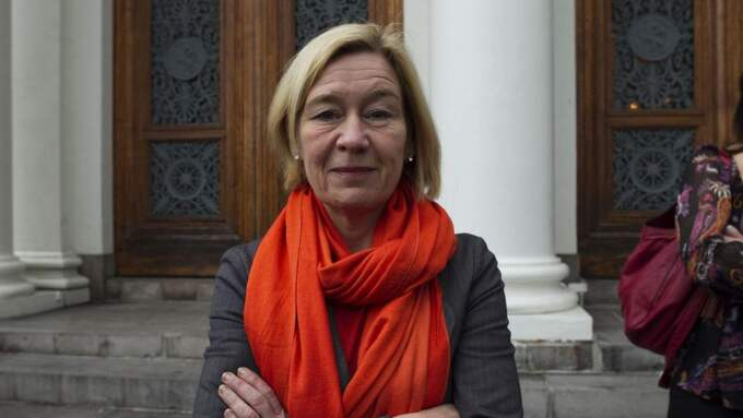 Anneli Hulthén. Foto: Jan Wiriden