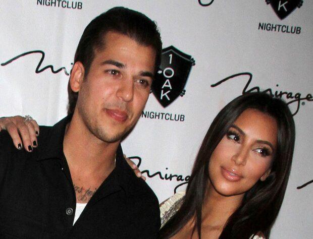 Här är familjen Kardashian