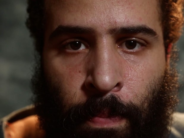 """Khaled Shahadeh: """"Jag var en krigare i Islamiska Staten"""""""