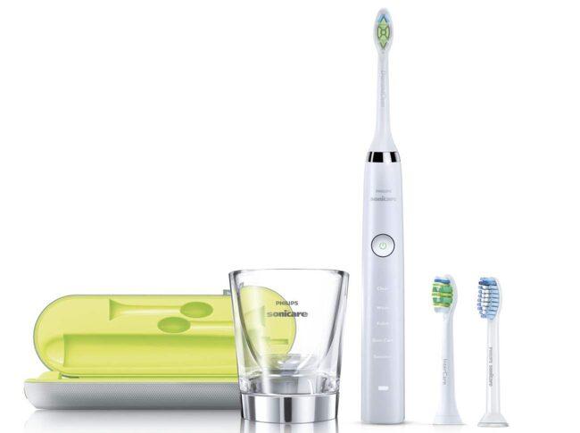 bästa elektriska tandborsten