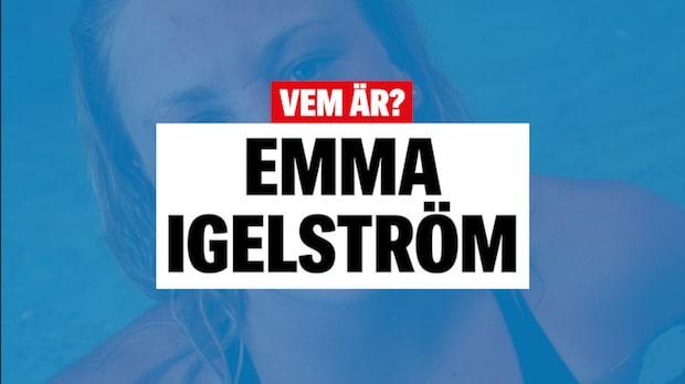 Vem är Emma Igelström?