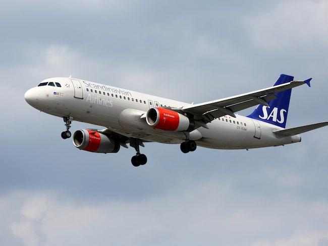Anna Sundberg flyger Airbus 320.