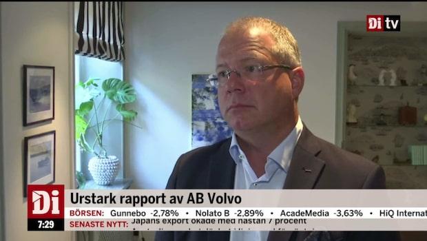 Volvos vd: Finns ingen generell medicin mot flaskhalsar