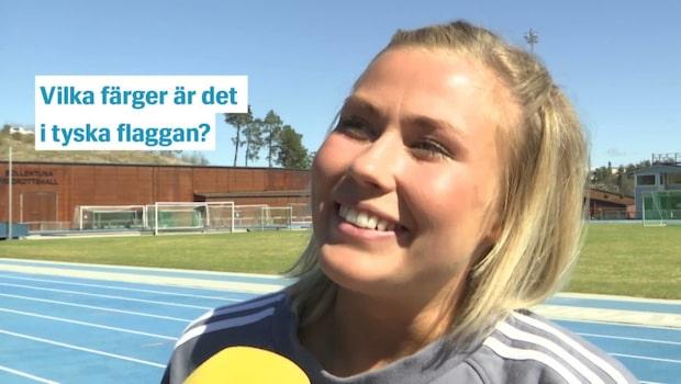 Berlin-quiz med Bianca Salming inför friidrotts-EM