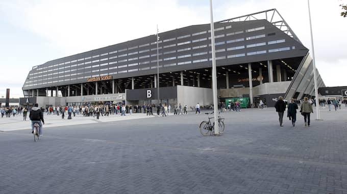 Spelaren har varit avstängd från Swedbank stadion sedan 30 september. Foto: RONNY JOHANNESSON / KVP