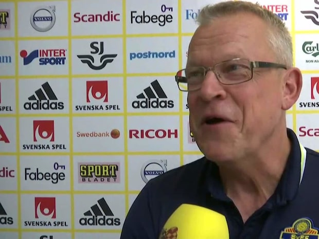 """Janne om sitt besked: """"Det är ingen skräll"""""""