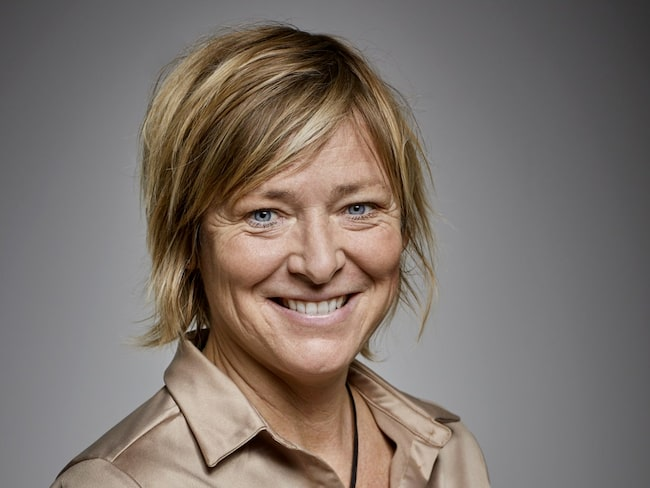 Liselotte Fritz har bott på Kullabygden sedan 2007.