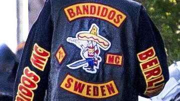 I början av juni lämnade Bandidos MC Hisingen Göteborg och etablerade sig i Kungälv. Foto: JOHAN VALKONEN/STELLA PICTURES